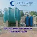 FRP Package Sewage Treatment Plant