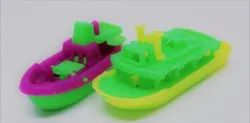 Plastic Ship Promotional toys