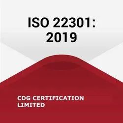 ISO 22301:2019 Certification Services In India