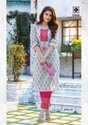 Kiana Fitoor Rayon Or Cotton Print With Hand Work Kurti With Bottom Catalog
