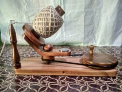 Dull Silk Custom Made Wooden Ball Winders For Yarn Stores And Fiber Stores