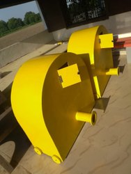 FRP Hood For Chlorination Tonner