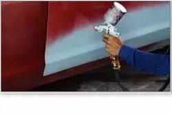 Msme Spray Painting service, Nasik