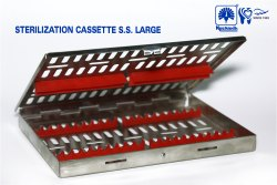 Sterilization Cassette (steel Imported)