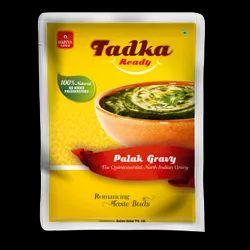 Tadak Ready Jain Palak Gravy