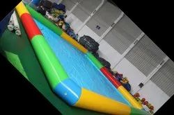Square Outdoor Inflatable Swimming Pool