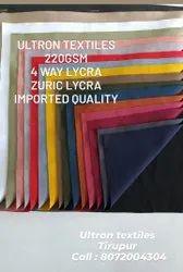 4 Way Lycra Fabric