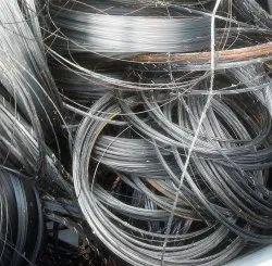 Waste Steel Wire Scrap, Thickness: 12 Mm, 800 Kilogram