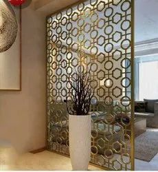 Stainless Steel Screens Metal partition PVD