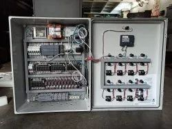 ASI Technology Water Treatment Plant Control Panel