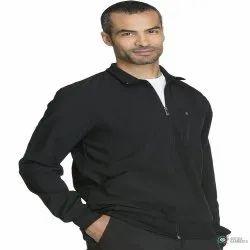 Seetex Collar Neck Mens Zip Front Jacket