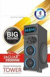 bluetooth DJ tower speakers