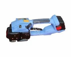 Battery Operated PET Strapping Tool For Pallets