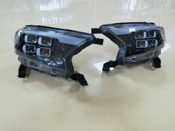 12 Volt ABS Endeavour Quad Head Lamp