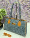 Beautiful Ikkat Handbags