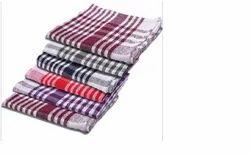 Printed Multicolor Cotton Kitchen Napkins, Size: 18X18