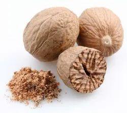 WHOLE Nutmeg Seeds, Packaging Type: PP Bag, Packaging Size: 1 Kg
