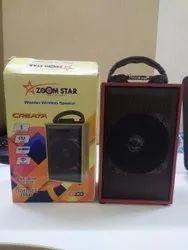 Zoom Star Creta, Is It Portable: Non Portable