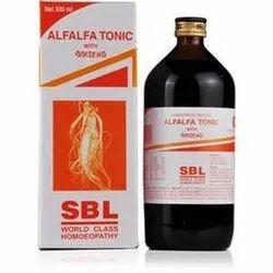 SBL ALFA ALFA TONIC WITH GINSENG, 500 Ml, Non prescription