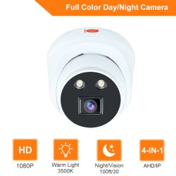 OnePoT 2.4 HD Dome Camera, Max. Camera Resolution: 1280 x 720, Camera Range: 20 to 25 m