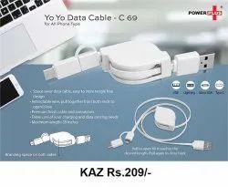 Yo Yo Data Cable