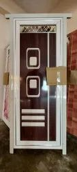 Polished Brown 3D Poster PVC Door, For Home, Interior