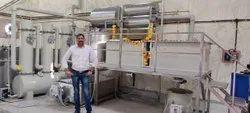 Electro Winning Silver Refinery