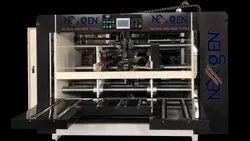 Semi Automatic Single & Double Joint Stitching Machine Economic Model
