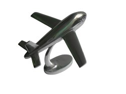 Aluminium Aeroplane Model Air craft Jet