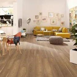 Matte Wooden Flooring Service