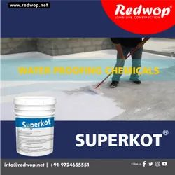 SUPERKOT- Heavy duty reinforced acrylic water proof coating