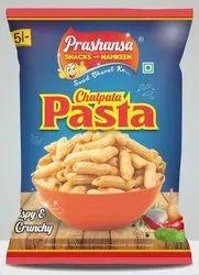 Crispy Pasta Fryums Snacks, Packaging Size: 18 Gr