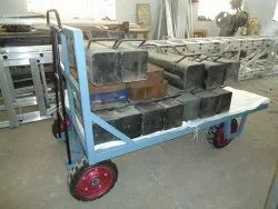 Hand Operated Material Handling Trolley