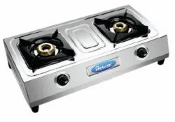 SALUTE Aluminum Flame 102 Gas Stove, For Kitchen