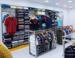 T-Shirt Store Racks