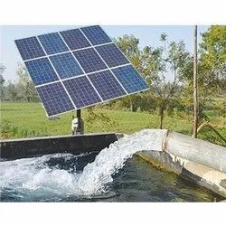 Solar Water Pumping System - 2HP/1.5Kw