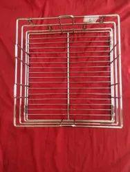 Stainless Steel Modular Kitchen Basket, Size: 19x20*8