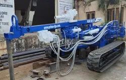 PHD 30 Well Drilling Machine With Rubber Track