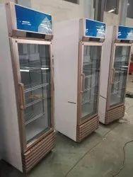 Vertical Refrigerator Visi Cooler Single Door