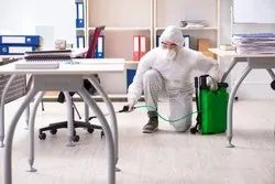 Fume-based Treatment Chemical based Industrial Pest Control Service