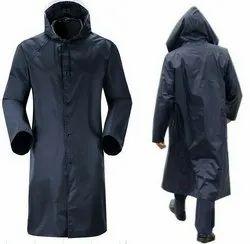 Unisex PVC Raincoat