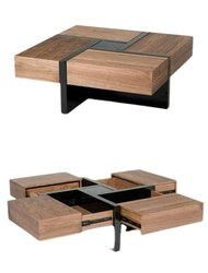 Rectangular Rectangle Wooden Tables, For Home, Brown