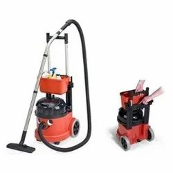 Dry Vacuum Cleaner With Trolley (Premium)