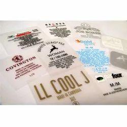 Heat Transfer Labels