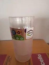 gluiman round Polycarbonate Water Glass 2pcs set