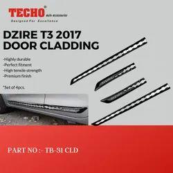 Techo PP + TPE Dzire T3 2017门覆层,汽车