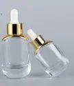 Fancy Glass oil Bottle