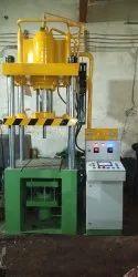 Geyser Manufacturing hydraulic machine