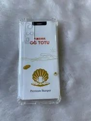 Plastic Vivo Y51 Transparent Phone Cover, For Protect Mobile, Size: 6.58 Inch