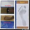 Plantar Pressure Foot Scan Podiascan